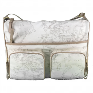 Shoulder bag Alviero Martini 1A Classe Continuativo N269 6380 900 BIANCO