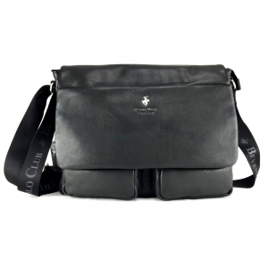 Cartella Beverly Hills Polo VIRGINIA BH-303 NERO
