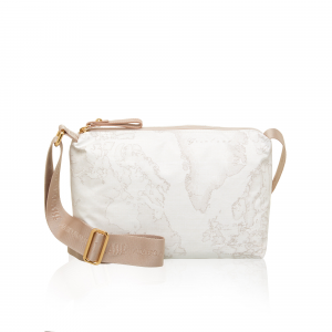 Shoulder bag  Alviero Martini 1A Classe Geo soft N016 6380 900 Bianco