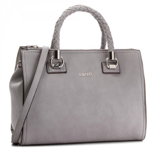 Hand and shoulder bag Liu Jo MANHATTAN A68093 E0011 FROZEN