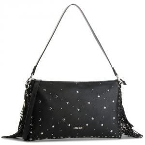 Shoulder bag Liu Jo LIMA A68090 E0058 NERO