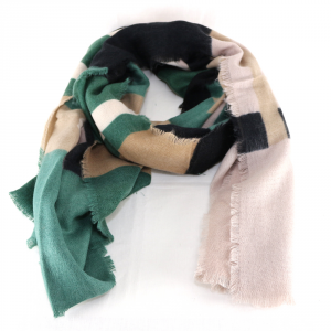 Scarf Liu Jo COLOR BLOCK A68287 T0300 BOTANICAL GARDEN