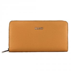 Woman wallet Liu Jo ISOLA N68174 E0033 CUOIO