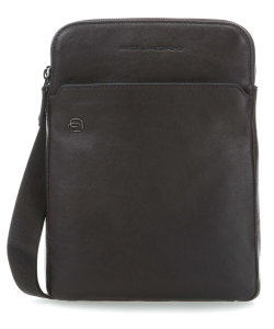Shoulder bag Piquadro BLACK SQUARE CA3978B3 TESTA DI MORO