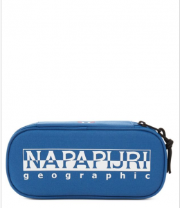 Porta oggetti Napapijri HAPPY PEN ORGANIZER N0YID4 BA5 BLU