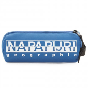 Porta oggetti Napapijri HAPPY PENCIL CASE 1 N0YI0I BA5 BRIGHT ROYAL