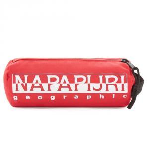 Beauty case Napapijri HAPPY PENCIL CASE 1 N0YI0I R70 TRUE RED
