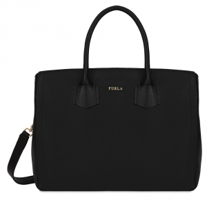 Hand and shoulder bag Furla FURLA ALBA 1025379 ONYX