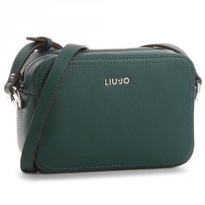 Shoulder bag Liu Jo MANHATTAN A68092 E0011 BOTANICAL GREEN