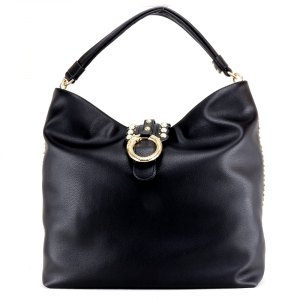 Shoulder bag Liu Jo DARSENA N68041 E0037 NERO