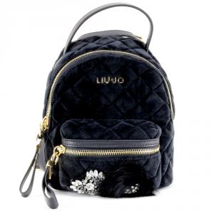 Backpack Liu Jo BRENTA N68066 T9093 NERO