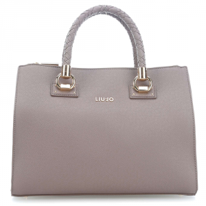 Hand and shoulder bag Liu Jo MANHATTAN N68093 E0087 GINGER