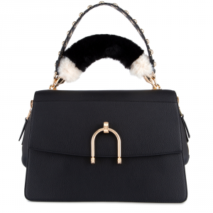 Hand and shoulder bag Liu Jo CORDUSIO N68117 E0037 NERO