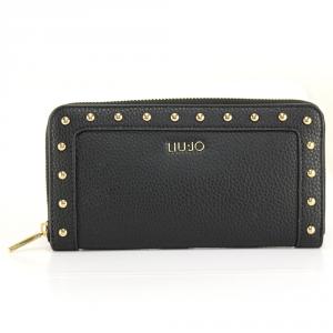 Woman wallet Liu Jo COMASINA N68174 E0064 NERO