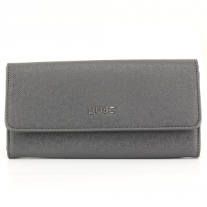 Woman wallet Liu Jo MANHATTAN N68161 E0087 GRAPE JUICE METAL