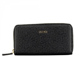 Woman wallet Liu Jo MANHATTAN N68174 E0087 NERO