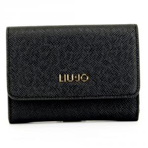 Woman wallet Liu Jo MANHATTAN N68165 E0087 NERO
