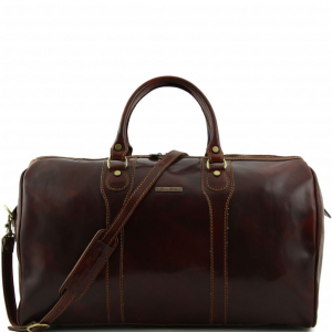 Tuscany Leather TL1044 Oslo - Sac de voyage en cuir Marron