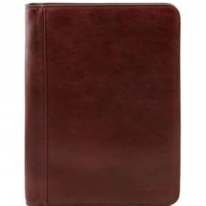 Tuscany Leather TL141294 Ottavio - Porte-document en cuir Marron