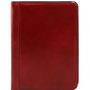 Tuscany Leather TL141294 Ottavio - Leather document case Red