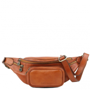 Tuscany Leather TL141305 Marsupio in pelle Miele