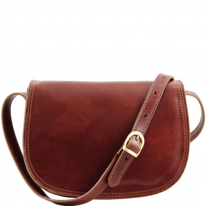 Tuscany Leather TL9031 Isabella - Lady leather bag Brown