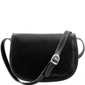 Tuscany Leather TL9031 Isabella - Lady leather bag Black