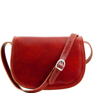 Tuscany Leather TL9031 Isabella - Lady leather bag Red