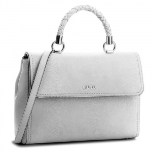 Hand and shoulder bag Liu Jo MANHATTAN A68096 E0011 Frozen
