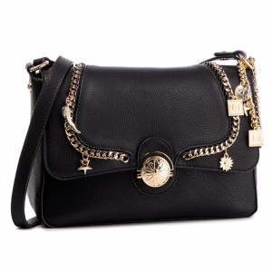 Shoulder bag Liu Jo SOVRANA A19107 E0058 NERO