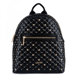 Backpack Liu Jo TIBERINA A19074 E0002 NERO