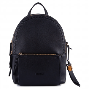 Backpack Liu Jo RIPA A19049 E0221 NERO