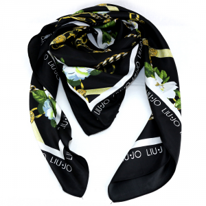 Headscarf Liu Jo MANHATTAN A19282 T0300 NERO
