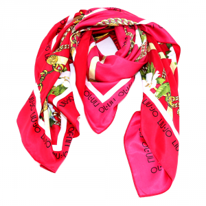 Headscarf Liu Jo MANHATTAN A19282 T0300 CHILLI PEPPER