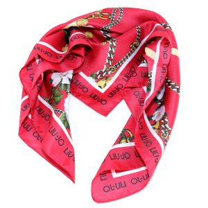 Headscarf Liu Jo MANHATTAN A19280 T0300 CHILLI PEPPER