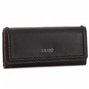 Woman wallet Liu Jo APPIA A19166 E0086 NERO