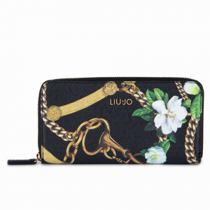 Woman wallet Liu Jo MANHATTAN A19174 E0204 NERO