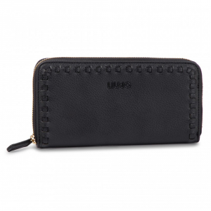 Woman wallet Liu Jo RIPA A19174 E0221 NERO