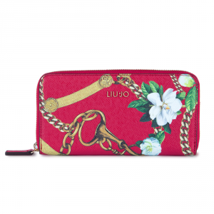 Woman wallet Liu Jo MANHATTAN A19174 E0204 CHILI PEPPER