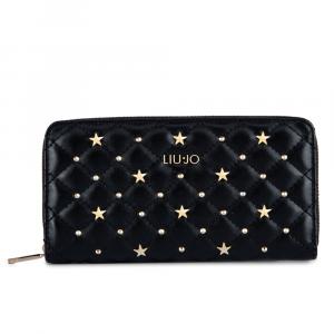 Woman wallet Liu Jo TIBERINA A19174 E0002 NERO