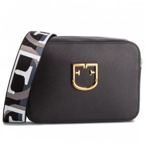 Shoulder bag Furla BRAVA 1007890 ONYX