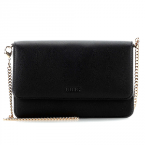 Shoulder bag Liu Jo MANHATTAN N19167 E0040 NERO