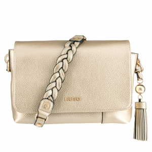 Shoulder bag Liu Jo ARIZONA N19261 E0086 GOLD