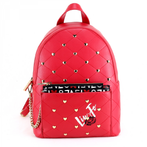 Backpack Liu Jo ROMANTICA N19076 E0010 FEEL ROUGE