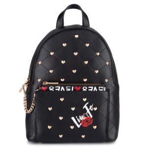 Backpack Liu Jo ROMANTICA N19076 E0010 NERO