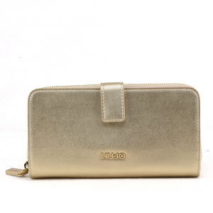 Woman wallet Liu Jo MANHATTAN N19179 E0040 GOLD