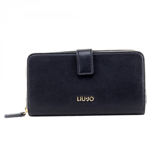 Woman wallet Liu Jo MANHATTAN N19179 E0040 NERO