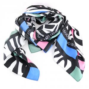 Headscarf Liu Jo ZEBRA N19330 T0300 WASABI