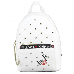 Backpack Liu Jo ROMANTICA N19076 E0010 OFF WHITE