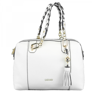 Hand and shoulder bag Liu Jo ARIZONA N19265 E0086 BONE